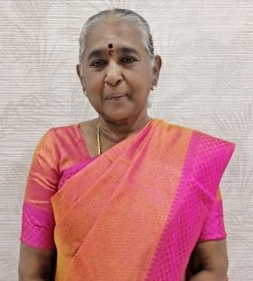 Mrs. Vasantha Subramanian